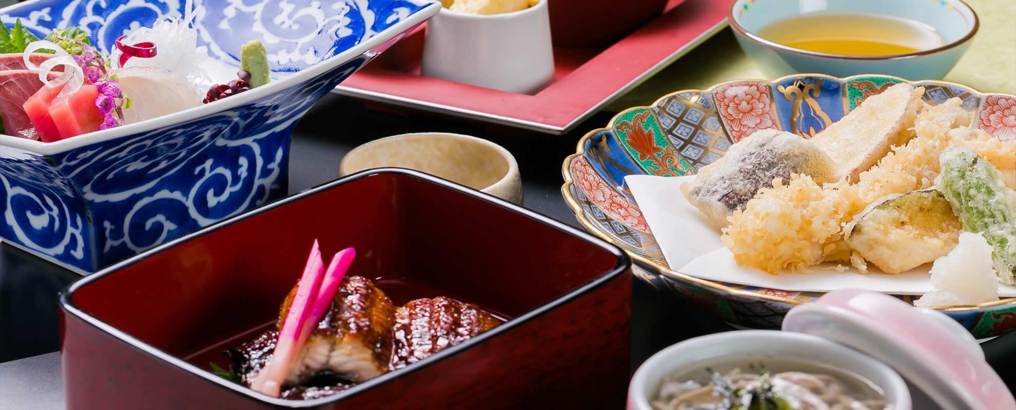 魚一-庭園料亭蓬莱吉日庵|島根県松江市