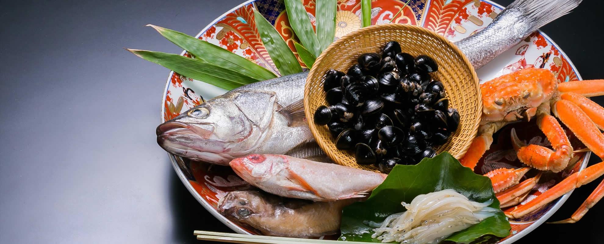 宍道湖七珍・山陰の料理
